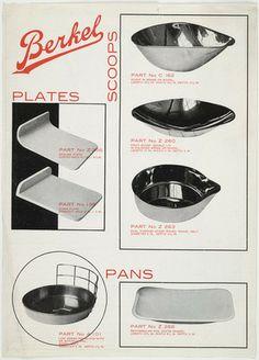 Paul Schuitema - P. Van Berkel Scales, 1930