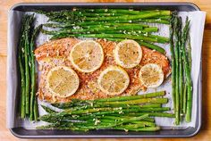 Baked Rainbow Trout with Lemon, Black Pepper, and Garlic Rainbow Trout Recipe Baked, Rainbow Trout Recipes, Baked Trout, Baked Salmon, Shellfish Recipes, Seafood Recipes, Southern Recipes, Southern Food, Baked Asparagus