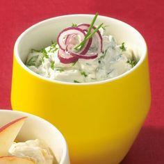 Frischkäse-Kräuter-Dip Rezept | Weight Watchers