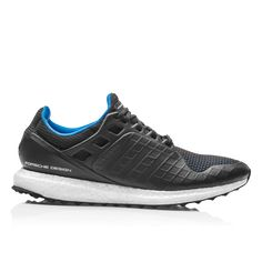 bf7d011fb4fb Porsche Design Adidas Ultra Boost Shadow Black Craft Blue