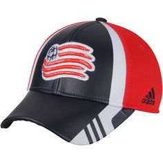 finest selection ed6b1 96adb Men s New England Revolution adidas Navy Authentic Team Structured  Adjustable Hat, Your Price   25.99