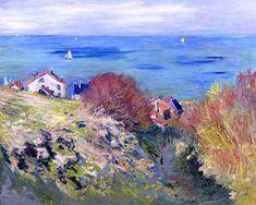 Claude Monet (1840-1926) Pourville