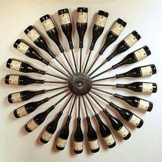 """Oggi uno dei nostri #vini ha ricevuto una dichiarazione d'amore molto originale, che vi raccontiamo attraverso le stesse parole dell'autore: """"Da quando ho iniziato a bere il vostro #Chardonnay me ne sono innamorato…  ecco la foto dell´installazione che ho fatto fare per omaggiare il vostro sensazionale prodotto: una ruota in ferro battuto a mano dai migliori artigiani della tradizione del Tirolo. Il motivo riprende il vostro celebre sole dell´etichetta"""".  Grazie Federico Feyrsinger Nonato…"""
