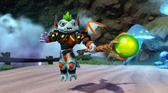 Skylanders Imaginators Hands-On Impressions with Yroc