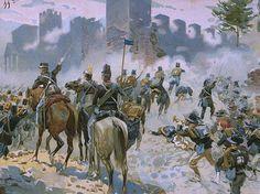 Battle of Solferino and San Martino, 24th June 1859