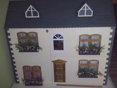 Mi casita en miniatura. Creative People, Gallery Wall, Artists, Frame, Home Decor, Miniature Houses, Miniatures, Little Cottages, Picture Frame