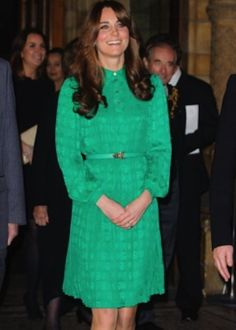 Emerald green is fashion's top color of 2013