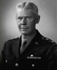 Charles H. Bonesteel Jr. ** Inspector General for the European Theater of Operations.