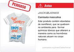 Jack & Jones camiseta   #Detox #Moda
