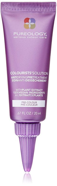 Pureology Serious Color Care Anti Drying Pre Treatment for Unisex, 0.67 Ounce *** Find out more about the great product at the image link.
