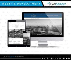 Property Design, Website, Phone, Telephone, Phones, Mobile Phones
