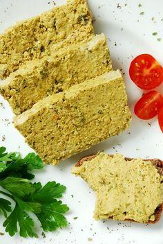 Pasztet z selerem i brokułami - przepis dla dzieci