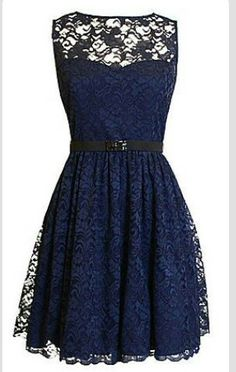 Summer fashion lace dress