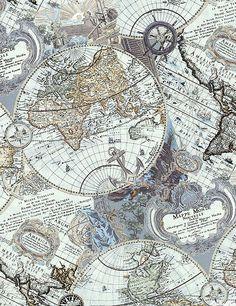 Renaissance Man - Mapping Skills - Ash Gray