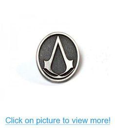 Bioworld - Assassin's Creed 3 - Pin's metal Logo Assassin's Creed III - 8718526016550
