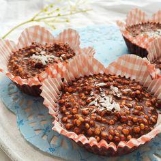 Naturally Meghan | A vegan lifestyle and recipe blog: Popped Quinoa Chocolate Crispy Cakes