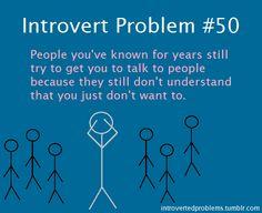 (2) introvert problems   Tumblr