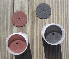 What do these Dremel bits do? Dremel cut-off wheels Dremel 4000, Dremel Drill, Dremel Rotary Tool, Dremel Sanding Bits, Mini Dremel, Dremel Tool Projects, Easy Woodworking Projects, Dremel Ideas, Dremel Bits Guide