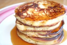Recipe Review: Fluffy Paleo Pancakes from PaleOMG   Barefoot and Paleo