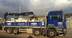 5112c9260fa714 New delivery vehicle roll out by Gibbs   Dandy - Builders  Merchants News