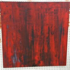 I just saw a painting that looks just like mine...anyway this is 36x36 on canvas title Don't Let It Rain.. $2500.00