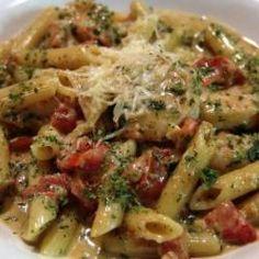 Chicken pesto pasta recipe - All recipes UK