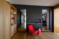 Ozone House contemporary-living-room