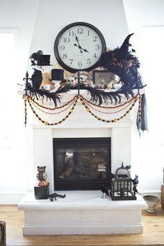 8 besten Halloween Kaminsims Bilder auf Pinterest | Ideen ...