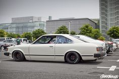 Toyota Carina | Lowered, JDM, Stance
