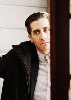 Jake Gyllenhaal in Prisoners.