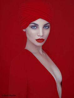 Büyüleyici Güzellik Portreleri - http://www.cizli.com/buyuleyici-guzellik-portreleri-david-benoliel/