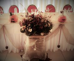 #boho #wedding #vintage #retro #madeinhome #handmade #projects #autumn #pumpkin #flower