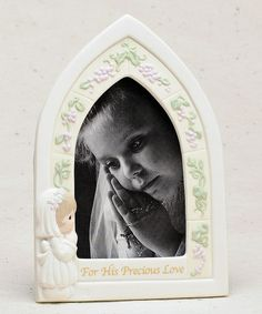 Another great find on #zulily! Girl 'For His Precious Love' Frame #zulilyfinds