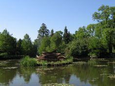 Bolestraszyce Arboretum
