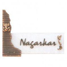 Nagarkar Name Plate