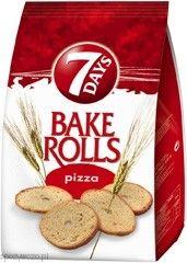 Frito BAKE ROLLS pizza 80g opak.12 | spozywczo.pl BAKE ROLLS o smaku pizza do kupienia na: http://www.spozywczo.pl/hurtownia-slodyczy