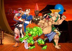Feliz cumpleaños Street Fighter! Tres décadas golpeando el corazón de los gamers - DiarioPopular.com.ar