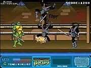 http://grajnik.pl/gry/zolwie-ninja/ - moja ulubiona gra z turtlesami online. Macie jakieś ciekawe gierki?