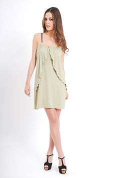 Greta Dress made in bamboo fiber. 99€ at ecoology