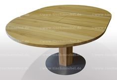 Dining Table, Furniture, Home Decor, Round Tables, Wood Slab, Moving Out, Stainless Steel, Wish, Decoration Home