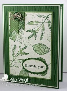 Different color, maybe...HYCCT Foliage by kyann22 - Cards and Paper Crafts at Splitcoaststampers