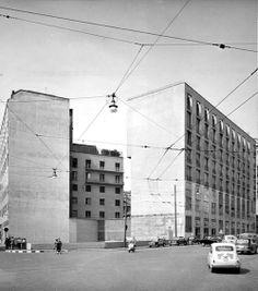 asnago e vender - edificio per abitazioni e uffici, via generale albricci 8, milano, 1939