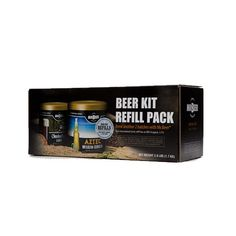 Mr. Beer 2-Pack International Series Refill Kit 20220