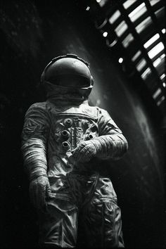 no astronaut ever returned to earth without knowing HIS Maker closer than before he left