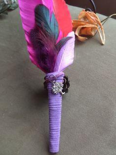 Smudge Feather Divine Feminine Magick Wicca Pagan Reiki Hoodoo Alchemy Moon