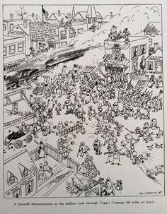 #JohnnyGruelle #1918 #Judge #cartoons City Photo, My Life, Cartoons, Humor, Animated Cartoons, Humour, Moon Moon, Comic Book, Cartoon