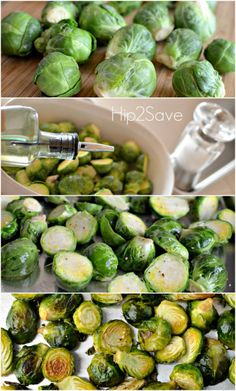 How to roast brussels sprouts (Yummy & Frugal Vegetable Side)