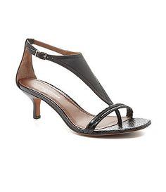 ac0b40e613 17 Best kitten heels images | Kitten heel sandals, Hot high heels ...