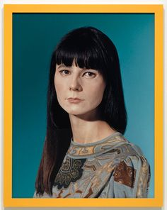 Gillian Wearing. Self Portrait of Me Now in Mask. 2011