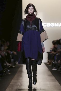 BCBG Max Azria Ready To Wear Fall Winter 2015 New York - NOWFASHION